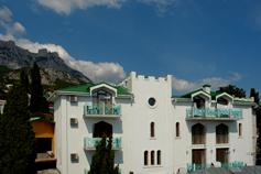 Алупка. Гостиничный комплекс Море-Неро