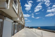 Гостиницы на берегу в Алупке
