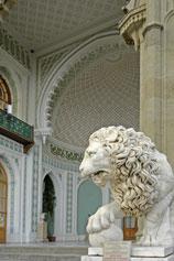 Шедевры архитектуры Алупки