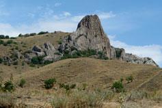 Курортное скала Беш-Таш