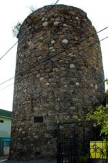 Алушта, Генуэзская башня