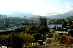 Фото города Алушты
