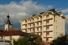 Алушта гостиница Крым