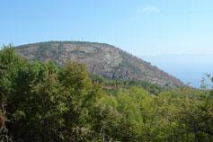 Алушта гора Кастель