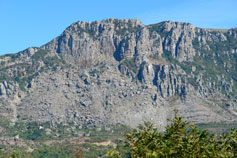 Алушта гора Кузнец фото