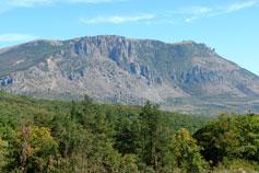 Алушта гора Южная Демерджи