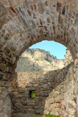 В крепости Фуна