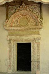 Бахчисарай. Портал Демир - Капы, железная дверь