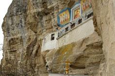 Свято-Успенский мужской монастырь Бахчисарая
