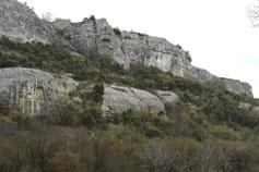 Скалы у Бахчисарая