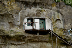 Свято-Успенский пещерный монастырь Бахчисарая