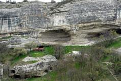Скальные гроты