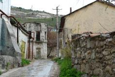 Старые улочки Бахчисарая