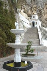 Успенский монастырь Бахчисарая