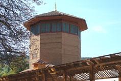 Бахчисарай. Соколиная башня