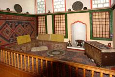 Бахчисарай. Ханский дворец. Жилая комната