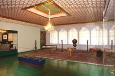 Бахчисараский дворец. Екатерининская комната