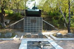Бахчисарай. Братское кладбище