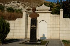 Бахчисарай. Памятник Исмаилу Мустафаевичу Гаспринскому