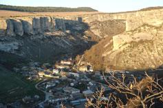Село Староселье близ Бахчисарая
