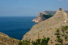 Вид с горы Спилия