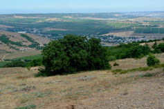 Вид на Балаклавскую долину