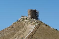 Крепостная башня Чембало
