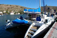 Яхты в Балаклаве, заказ прогулок