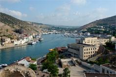 Крым. Балаклава - Балаклавская бухта