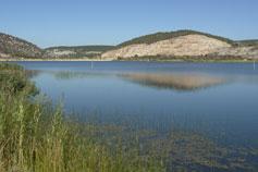 Гора и озеро Госфорта