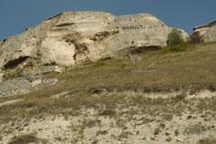 Подъем на плато Ак-Кая