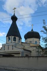 Крым. Белогорск. Свято-Никольский храм
