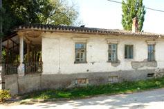 Дом, где часто останавливался композитор Александр Афанасьевич Спендиаров (армянская Спендиарян)