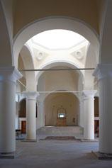 Евпатория. В церкви Сурб-Никогайоса
