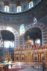 Евпатория. В Свято-Николаевском соборе