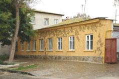 Евпатория. Отреставрированный дом на ул. Красноармейской