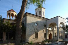 Евпатория. Армяно-григорианская церковь Сурб-Никогайос