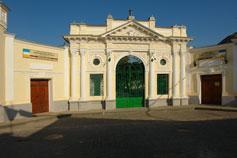Евпатория. Ворота в караимские Кенасы