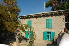 Евпатория. Мечеть Тахталы Джами