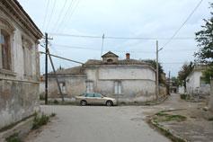 Евпатория улица Красноармейская