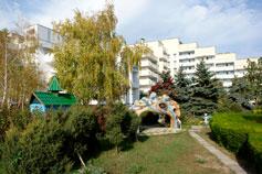 Евпатория. Санаторий Орен-Крым