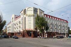 Евпатория. Гостиница, отель Украина