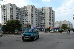 Евпатория. Современный город