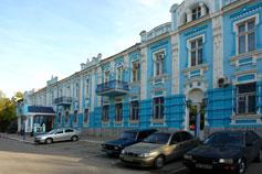 Евпатория, здание МВД