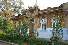 Евпатория. Старый дом