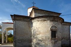Евпатория. Армянская церковь Сурб-Никогайос