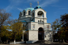 Евпатория. Свято-Николаевский собор