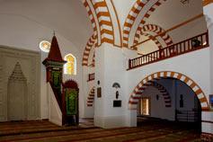 Евпатория. В мечети Хан-Джами