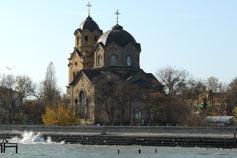 Евпатория. Церковь Святого Пророка Илии