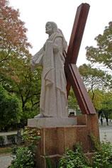 Феодосия памятник святому Апостолу Андрею Первозванному